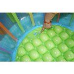 L&Y Baignoire Baignoire Gonflable-Transparent Multicolore Pliable Épaissie Baignoire Bébé Piscine Famille Baignoire Convient pour Salle De Bains Chambre Piscine Jardin en Plein Air de la marque L&Y image 4 produit