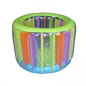 L&Y Baignoire Baignoire Gonflable-Transparent Multicolore Pliable Épaissie Baignoire Bébé Piscine Famille Baignoire Convient pour Salle De Bains Chambre Piscine Jardin en Plein Air de la marque L&Y image 0 produit