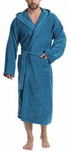Ladeheid Peignoir de Bain Éponge 100% Coton Homme LA40-101 de la marque Ladeheid image 0 produit