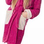 Ladeheid Peignoir de Bain Éponge 100% Coton Unisexe Enfant LA40-103 de la marque Ladeheid image 2 produit