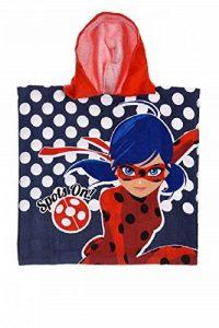 ladybug miraculous CAPE DE BAIN LADYBUG FILLE MIRACULOUS de la marque ladybug+miraculous image 0 produit