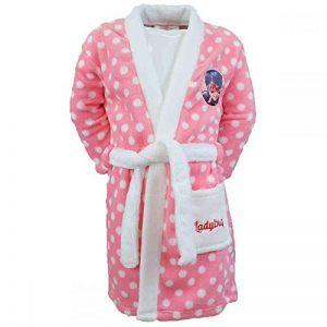Ladybug - Peignoir - Robe de chambre Miraculous Ladybug rose Taille de 3 à 8 ans - 3 ans de la marque Ladybug image 0 produit