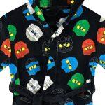 LEGO Ninjago - Robe de Chambre Ninjago - Garçon de la marque LEGO image 1 produit