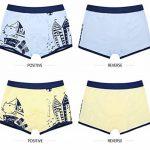 LeQeZe Boxer Garçon Lot de 6 Enfant Slip Garcon Calecon Bébé Coton Culotte Pantalon sous-Vêtement 2-11 Ans de la marque LeQeZe image 2 produit