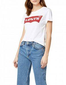 Levi's The Perfect Tee T-Shirt Femme de la marque Levis image 0 produit