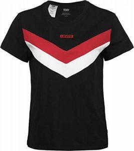 Levis Tee Shirt Levis 80815 Florence Noir de la marque Levis image 0 produit
