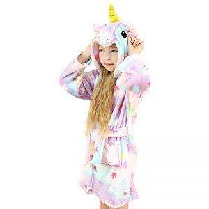 Licorne à Capuche Peignoir Vêtements de Nuit Cadeaux de Licorne de la marque wgde toy image 0 produit