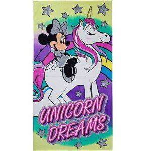 Licorne Drap de Plage Minnie Serviette de Bain Mickey Disney Coton de la marque LICORNE image 0 produit
