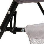 littleworld La table à langer Maja table à langer chambre bébé, gris de la marque littleworld image 2 produit