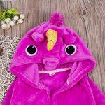 Loalirando Peignoir Animaux avec Capuche Robe de Chambre Hiver Chaud pour Enfant Garçon/Fille 1-6 Ans de la marque Loalirando image 1 produit