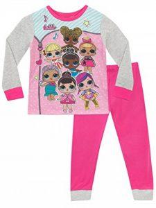 Lol Surprise - Ensemble De Pyjamas - Dolls - Fille - Multicolore de la marque Vanilla-Underground image 0 produit