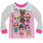 Lol Surprise - Ensemble De Pyjamas - Dolls - Fille - Multicolore de la marque Vanilla-Underground image 1 produit