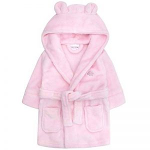Lora Dora Polaire à capuche Robe de chambre Peignoir de bain Doux Pour petite fille de la marque Lora-Dora image 0 produit