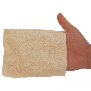 Lot de 5 gants de change lavables - Biface coton bio de la marque Les-Tendances-dEmma image 0 produit