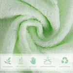 Lot de 6 gants de toilette super doux 25/25 cm bébé 100% coton de bambou de la marque FUTURE-FOUNDER image 3 produit