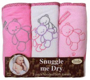 lot de serviette de bain pour bébé TOP 0 image 0 produit