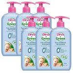 Love & Green Eau Micellaire Nettoyante Bio 0% 500 ml - Lot de 6 de la marque Love-Green image 1 produit