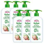 Love & Green Gel Lavant Corps/Cheveux Bio 0% 500 ml - Lot de 6 de la marque Love-Green image 1 produit