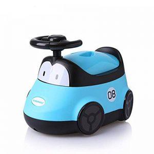 LWYJ Siège de Formation de Pot de Toilette de Pot de bébé de siège de Voiture de Voiture pour la Toilette de Formation de garçon de Fille d'enfant Facile à Utiliser la Chaise de Pot de la marque LWYJ image 0 produit