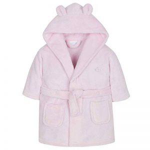 Magnifique Bébé Robe de Chambre en ou l'autre Rose ou Bleu Doux Moelleux Polaire de la marque BabyTown image 0 produit