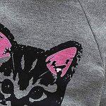 manadlian Ensemble 2pcs Bebe Garcon Hiver Vetement Fille Garçon Naissance Pas Cher Manteau Pyjama Manche Longue Chemise Blouse Haut Top Sweatshirt t Shirt + Pantalons de la marque manadlian image 2 produit