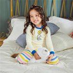 manadlian Ensembles de Pyjama Bébé 2PCs T-Shirt en Coton à Manches Longues et Pantalon Vêtements Bébé Naissance Vêtements de Nuit et Peignoirs Pas Cher Fille Sweat Set de la marque manadlian image 2 produit