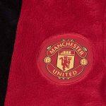 Manchester United FC Officiel - Robe de Chambre à Capuche thème Football - Polaire - garçon de la marque Manchester-United-F-C image 3 produit