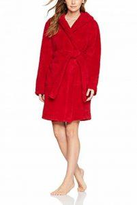 Marque Amazon - Iris & Lilly Peignoir Court en Polaire Femme de la marque Iris-Lilly image 0 produit