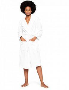 Marque Amazon - Iris & Lilly Peignoir en Velours Nid d'Abeilles Femme de la marque Iris-Lilly image 0 produit