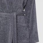 Marque Amazon - Iris & Lilly Robe de Chambre Courte en Tissu Éponge Femme de la marque Iris-Lilly image 4 produit