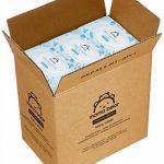 Marque Amazon - Mama Bear Ultra Sensitive lingettes sans parfum pour bébé - Pack de 12 (720 lingettes-Tissu 100% biodégradable ) de la marque Mama-Bear image 2 produit