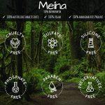Meina Naturkosmetik - Savon pour bébé avec camomille et fleurs de souci, (1x110g) 100% naturel et végétal, fabriqué à la main, Savon bio pour enfant - Soin du corps et du visage de la marque Meina image 3 produit