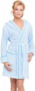Merry Style Peignoir de Bain avec Capuche Robe de Chambre Femme R2B2CC1 de la marque Merry-Style image 0 produit