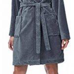 Merry Style Robe de Chambre avec Capuche Veste d'Intérieur Femme MSLL1004 de la marque Merry-Style image 2 produit