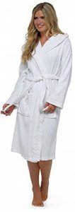 Mesdames Luxury 100% coton éponge Peignoir Peignoir Wrap de nuit de la marque Undercover image 0 produit