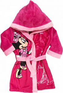 Mgs33 Peignoir Minnie Mouse Rose Fuschia pour Fille Age 4 Ans, Tout Doux, Superbe Couleur,Disney de la marque Mgs33 image 0 produit