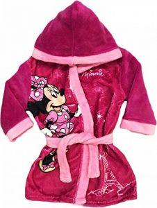 Mgs33 Peignoir Minnie Mouse Rose Fuschia pour Fille Age 5 Ans, Tout Doux, Superbe Couleur,Disney de la marque Mgs33 image 0 produit