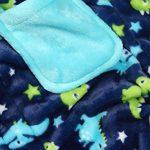 Minikidz Garçons Robe de Chambre en Molleton imprimé Dinosaure de la marque Minikidz image 2 produit