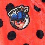 Miraculous - Robe de Chambre - Ladybug - Fille de la marque Miraculous image 1 produit