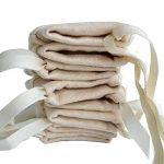 Mitaines nouveau-nés Mitaines bébé sans égratignures Mitaines en coton bio Gants pour bébé de 0 à 6 mois de la marque Mifz image 2 produit