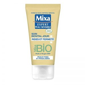 Mixa BIO - Soin Biovital Jour Rides et Fermeté - Peau Sensible - 50 ml de la marque Mixa image 0 produit