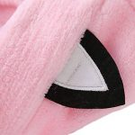 Miyanuby Peignoir Enfant Garçon/Fille Mignon Doux Chaud Toison Peignoir en Coton Capuche Pyjamas pour 3-8 Ans de la marque Miyanuby image 1 produit