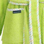 Morgenstern Peignoir Fille et Enfant garçon avec Capuche 100% Coton Tailles 98/104 à 170/176 Disponibles de la marque Morgenstern image 4 produit