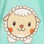 Morgenstern Poncho pour bébé et Enfant de 1-3 Ans 100% Coton Tissue éponge Taille Uniforme Serviette de Bain avec Capuche de la marque Morgenstern image 1 produit