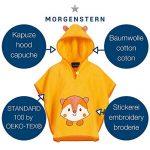 Morgenstern Poncho pour bébé et Enfant de 1-3 Ans 100% Coton Tissue éponge Taille Uniforme Serviette de Bain avec Capuche de la marque Morgenstern image 2 produit