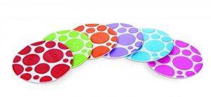 Munchkin 6 Cercles Antidérapants pour la Baignoire de la marque Munchkin image 0 produit