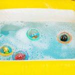 Munchkin - Jouets flotteurs de bain, bulles, lot de 4 de la marque Munchkin image 4 produit
