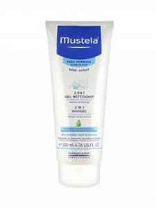 Mustela Bébé Gel pour Cheveux/Corps Tube 2 en 1 200 ml de la marque Mustela image 0 produit