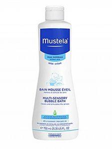 Mustela Bébé Mousse Éveil pour Bain Flacon de 750 ml de la marque Mustela image 0 produit
