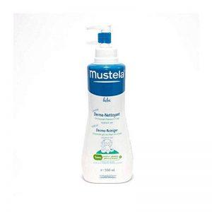 Mustela® - Dermo Nettoyant - Gel lavant sans savon corps et cheveux pour bébé - Flacon pompe 500 ml de la marque Mustela image 0 produit